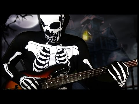 Spooky Scary Skeletons Meets Bass