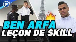 BEN ARFA SKILLS | SON GESTE TECHNIQUE PRÉFÉRÉ !!