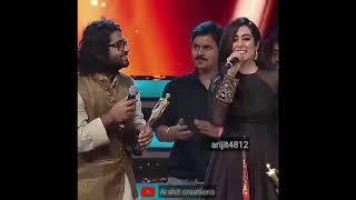 Arijit singh live performance at mirchimusicawards