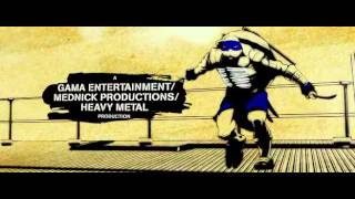 Teenage Mutant Ninja Turtles - End Credits Song