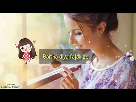 Tere Jaisa Yaar Kaha Female Version | Yaarana 30 Second Whatsapp Status