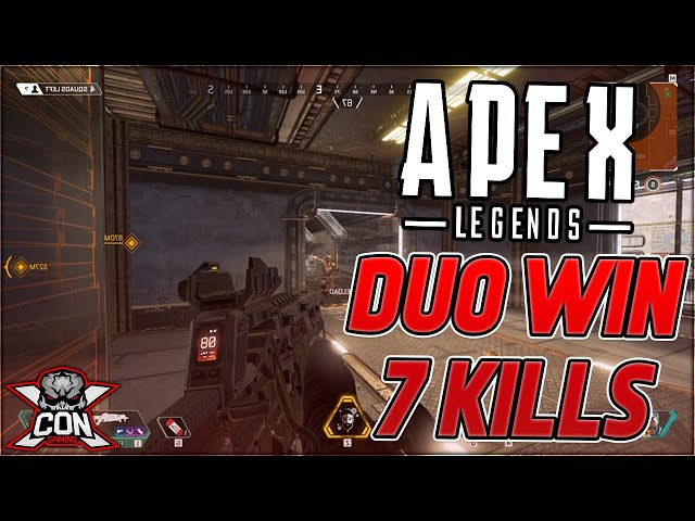 Apex Legends Duos Win 7 Kill From WestSideReLLy