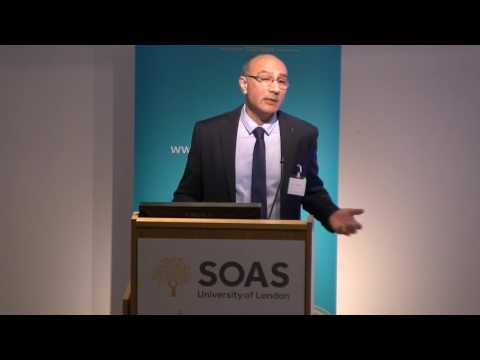 Global Environment Outlook for West Asia, Iyad Abumoghli (UN), LMEI, SOAS University of London
