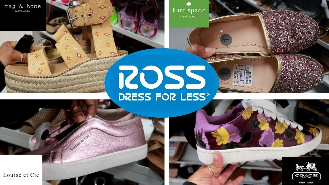 ad7da64713b ROSS SHOE SHOPPING/ SPRING 2019 * COME WITH ME
