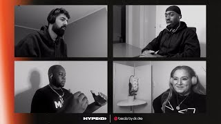 Beats by Dr. Dre presents: HYPED Sessions ft. Aria Nejati, Serious Klein, Sugar MMFK, Idil Baydar