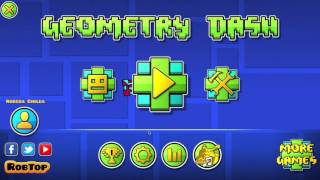 Geometry Dash Update 2.01 - Secret Achievements, New Icons and Waves, and More!