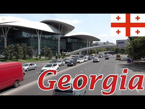 Georgia. Interesting Facts