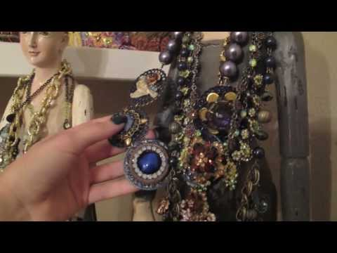 My Jewelry Collection! Vintage Jewelry and Storage