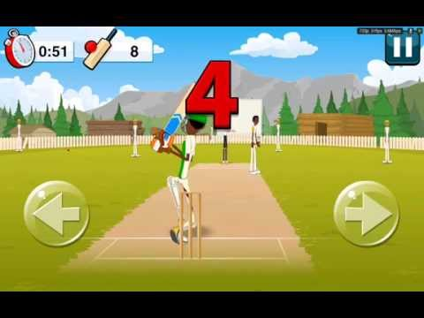 Stick Cricket 2-Android HD Gameplay