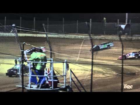 Moler Raceway Park   7.24.15   Buckeye Late Model Dirt Week   Heat 2