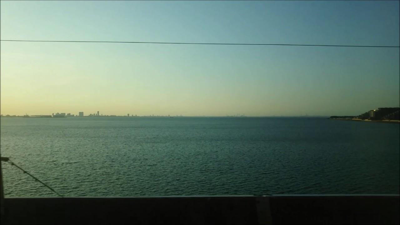 「京葉線 車窓 東京湾」の画像検索結果