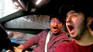 THE DAY WE ALMOST DIED!
