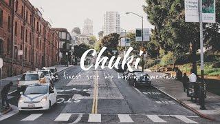 """The Streets"" Classic Guitar Old School Boom Bap Instrumental | Chuki Beats"