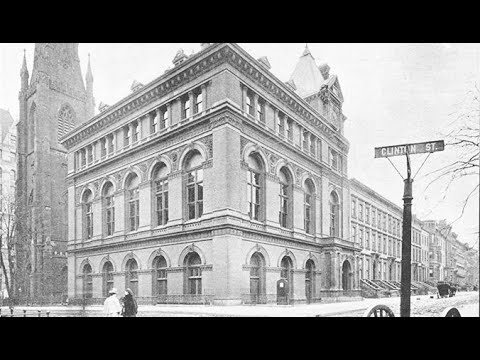 Tourist in Your Own Town #54 - Brooklyn Historical Society