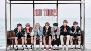 [3D+BASS BOOSTED] BTS (방탄소년단) - NOT TODAY | bumble.bts