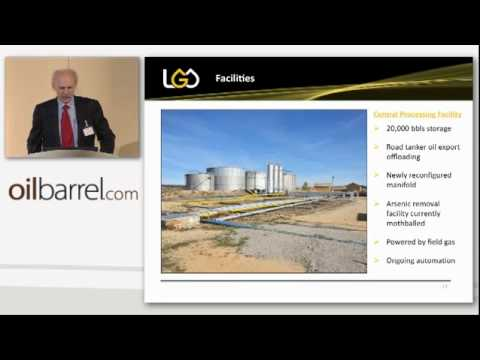 Leni Gas and Oil - CEO Neil Ritson (42nd Oil Barrel Conference)