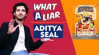 What A Liar Aditya Seal | Student Of The Year 2 Actor