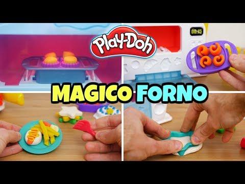 Magico Forno Play-Doh