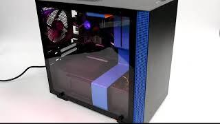 【原價屋】NZXT H200i智慧型玻璃機殼RGB燈光特效!
