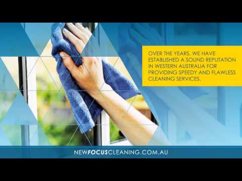 New Focus Cleaning Complete Cleaning Services in Perth