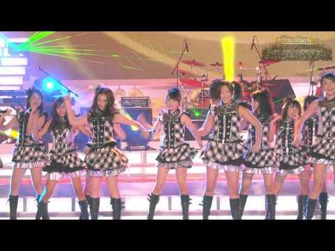 JKT48 FORTUNE COOKIE @ SEMEN INDONESIA CELEBRATION NITE