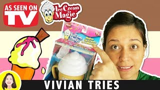 HOW TO MAKE ICE CREAM // SECRET LIFE OF VIVIAN