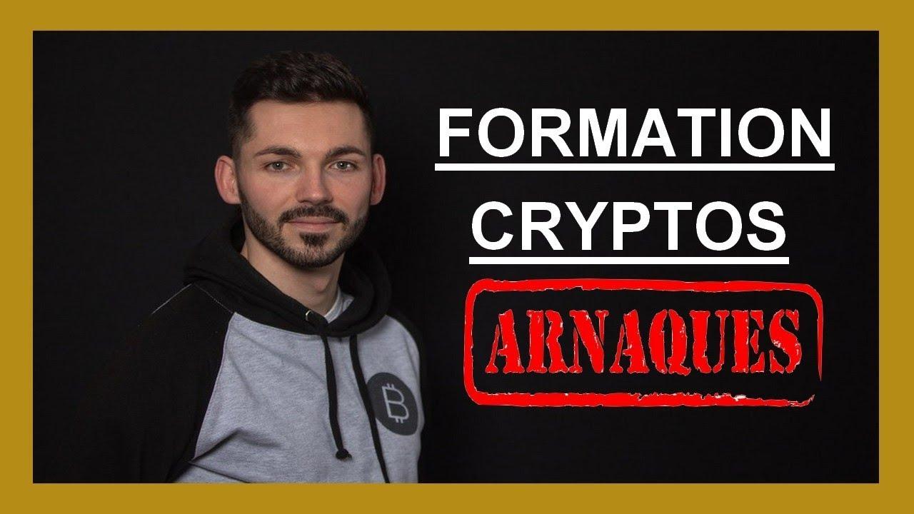 Formation En Crypto Monnaie / Bitcoin : Arnaque !