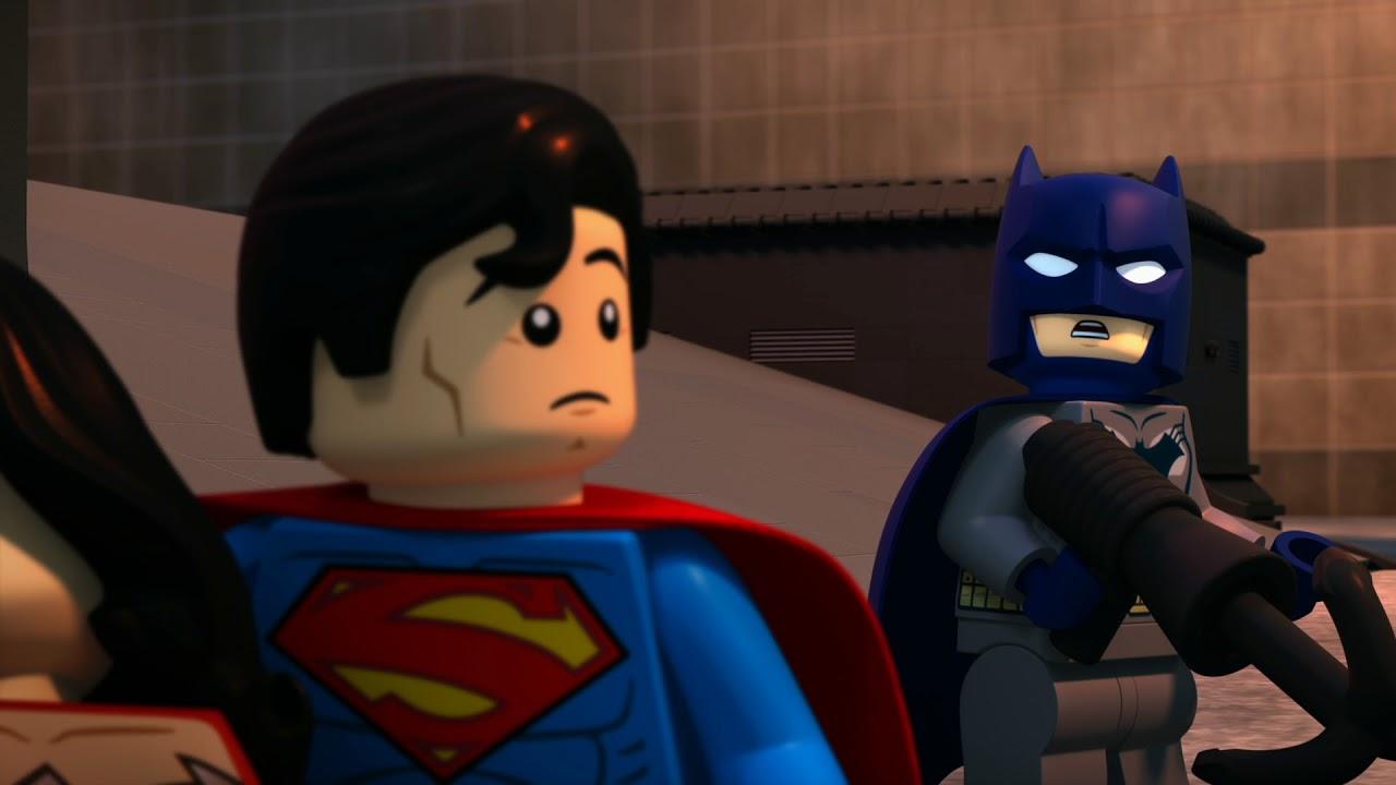 LEGO DC Comics Super Heróis: Aquaman – A Fúria de Atlântida (Dublado)