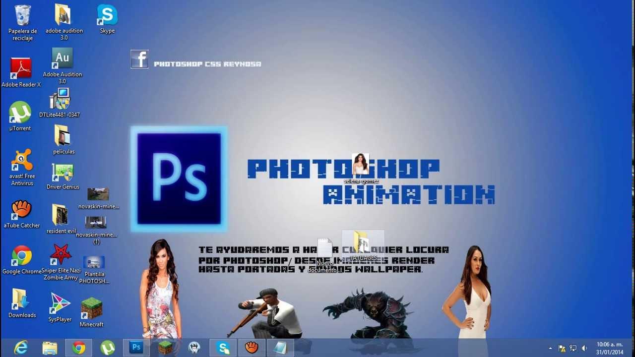 Pack De Tatuajes Para Photoshop Y Como Hacerlos Mas Realistas
