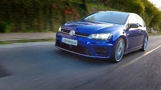 Erstkontakt: Volkswagen Golf 7 R 3.6 L Bi-Turbo (740 PS) by HGP-Turbo/ Martin Gräf klärt auf!