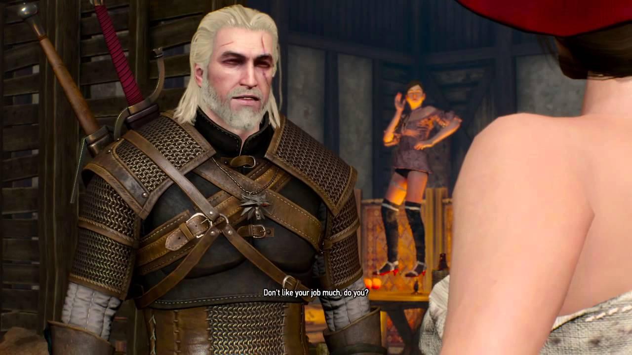 Witcher 3 Prostitutes