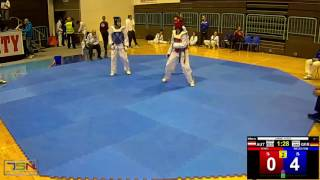 526  Vanessa BECKSTEIN, GER vs  Melanie KINDL, AUT 20 0
