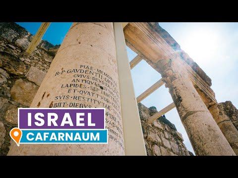CAFARNAUM - A CIDADE De JESUS | Israel