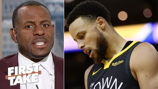 Steph Curry gets undeserved hate from other players, media - Andre Iguodala | First Take