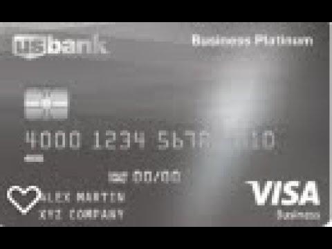 US Bank Platinum Business Visa Credit Card Review (0% APR 18 Months)