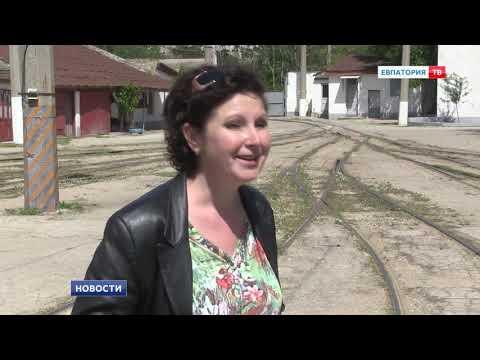 За историей города в трамвайное депо