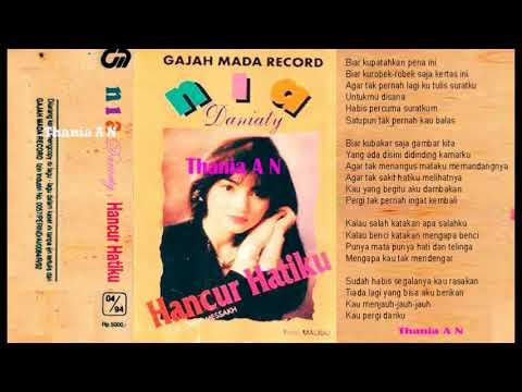 Nia Daniaty ~  Hancur Hariku ( Obbie Messakh )1996