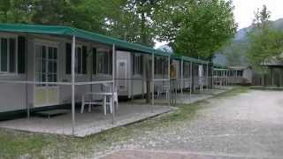 Camping Isolino Italië 2012