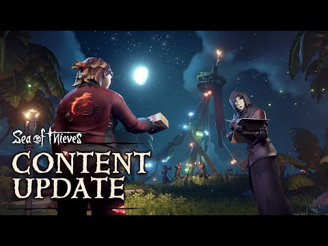 Official Sea Of Thieves Content Update: Festival Of Giving