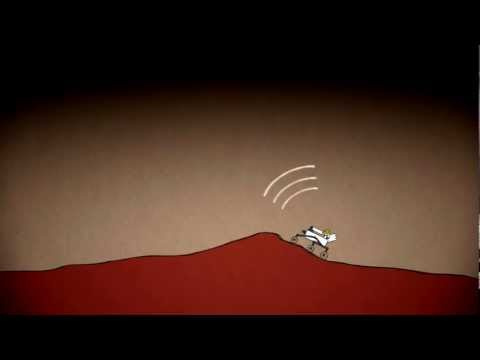 Phoning Home: Communicating From Mars