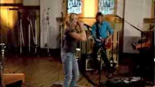 """Sheryl Crow playing harmonica (""""Best of Times"""")"""