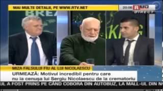 Av. Sarchizian Artin in emisiunea ,,Stirile serii cu Laura CHIRIAC,, la Romania TV - 07.01.2013.mp4