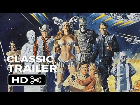 BATTLE BEYOND THE STARS (1980) Official Trailer