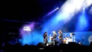 Metallica, Dublin, Ireland 2009, Enter Sandman and Nothing Else Matters