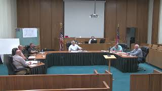 Swain County Commissioners - Work session 052820