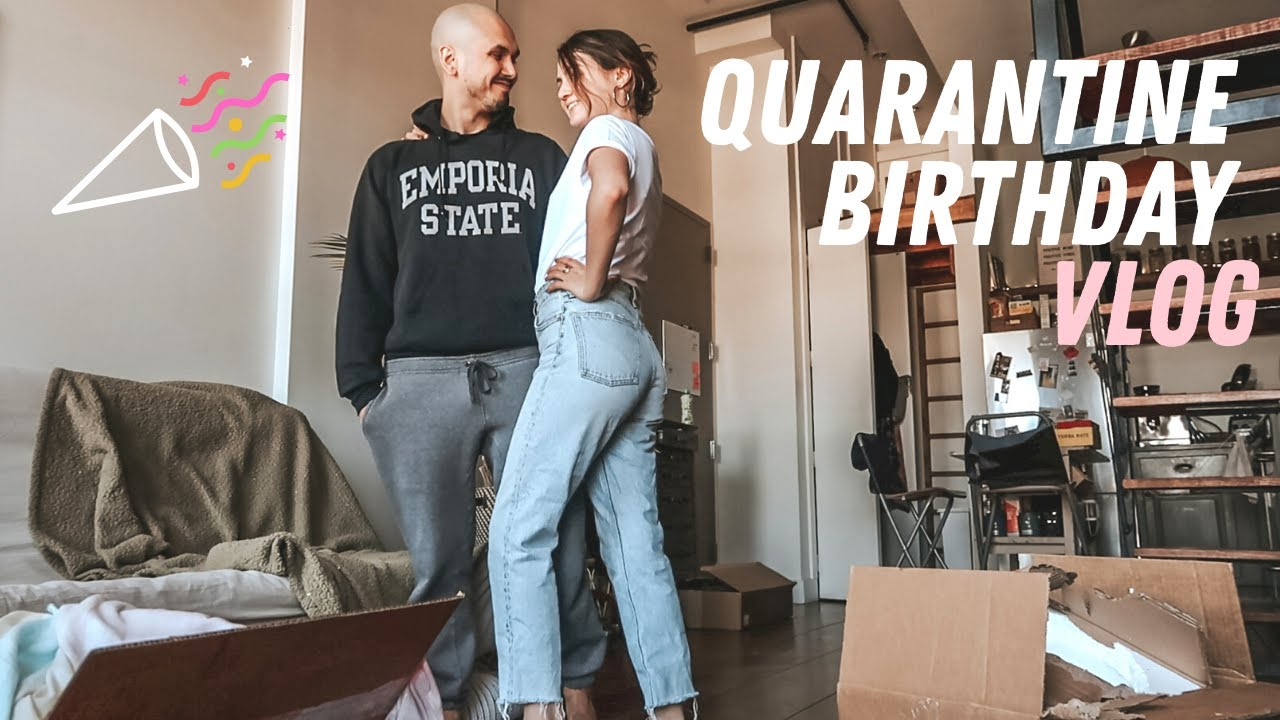 BIRTHDAY WEEK VLOG: Chatty Unboxing, Self-care, Walking around Brooklyn!