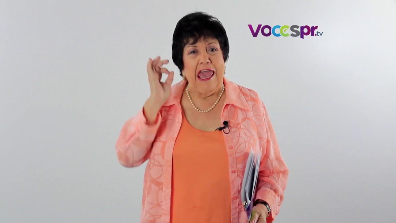 Velda nos habla de la vacunación en adultos mayores