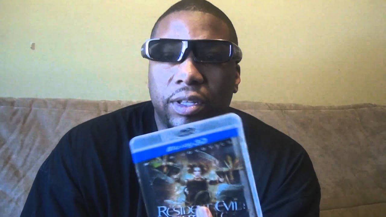 Download Resident Evil Afterlife 3D Blu-ray Review!!!!