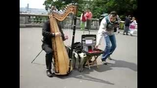 United Street musicians