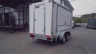 видео Автолавка - выездная торговля продуктами с машины